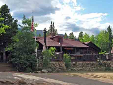 Rocky Ridge Music Center Lodge, August, 2006